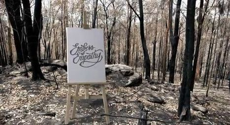 GPY&R designs 'empathy' campaign for Red Cross bush fire support | Empathy and Compassion | Scoop.it