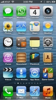 Eight changes I want to see in iOS 7 | The 21st Century | Scoop.it