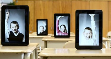 Why Tablets Are Great For Classrooms | ipad2learn #iPad #E-Learning #schreiben #lernen #m-learning | Scoop.it