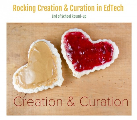 End of School Roundup: Using Creation & Curation in Education | Social Media Content Curation | Scoop.it