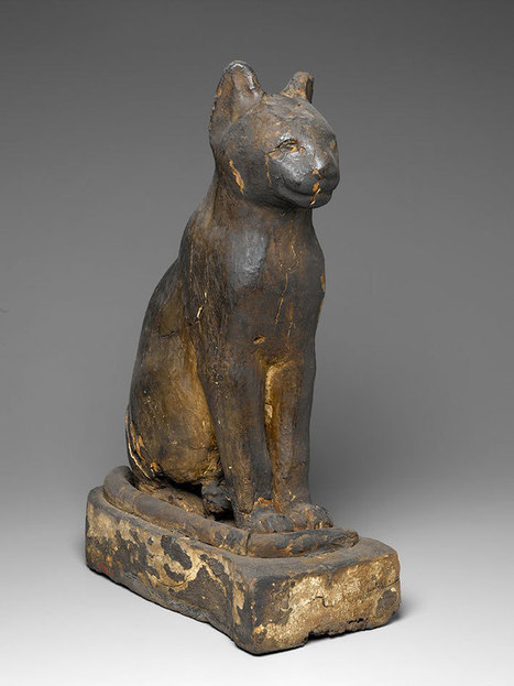 Animal Mummy Coffins of Ancient Egypt - Archaeology Magazine   Ancient Art History Summary   Scoop.it