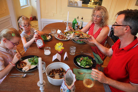 Where's the Magic in Family Dinner?   reNourishment   Scoop.it