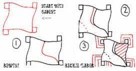 Diligent Doodler: My Patterns | Artistic Line Designs-all free | Scoop.it