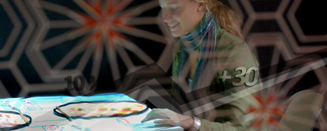 The Future of Interactive Restaurant Tables  E-Table   Restaurant Tips   Scoop.it