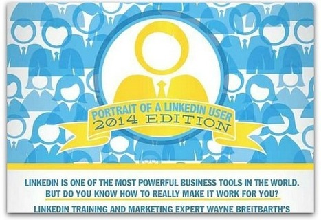 Infographic: How your LinkedIn habits compare to everyone else's | Communication Advisory | Scoop.it