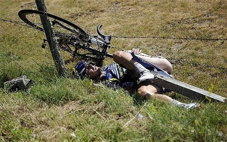 How to fall off a bike without injuring yourself | Bicycle Safety and Accident Claims in CA | Scoop.it