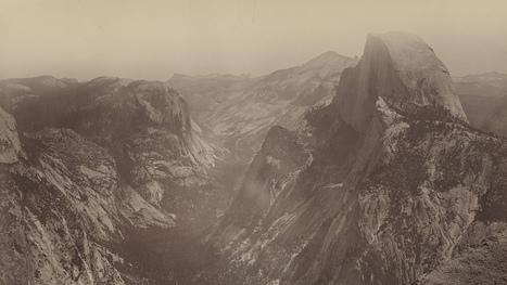 Yosemite est un parc national grâce à ces photos de Carleton Watkins | The Blog's Revue by OlivierSC | Scoop.it