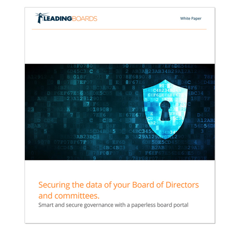 White paper – Securing the data of your Board of Directors and committees | Governance and Boards | Scoop.it