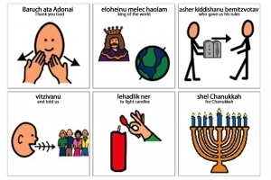 8 tips for an accessible Chanukah   JTA - Jewish & Israel News   Jewish Education Around the World   Scoop.it