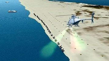 Laser-based UAV sensor payload for detecting beach mines to be designed by BAE Systems | Rise of the Drones | Scoop.it