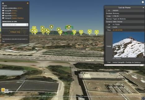 Cims emblemàtics de Catalunya 3D | TIG | Scoop.it