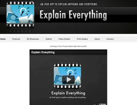 Explain Everything | KgTechnology | Scoop.it