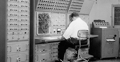 Ο προγραμματισμός στις πρώτες ημέρες των «πρωτόγονων» υπολογιστών | SCIENCE NEWS | Scoop.it