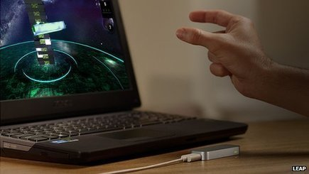 Leap: Time to wave away the mouse? | technology | Scoop.it