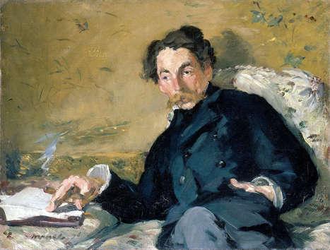 #077 ❘ Stéphane Mallarmé (1842-1898)   # HISTOIRE DES ARTS - UN JOUR, UNE OEUVRE - 2013   Scoop.it