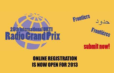 Participate in the first international URTI RADIO Grand Prix! | International Broadcasting | Scoop.it