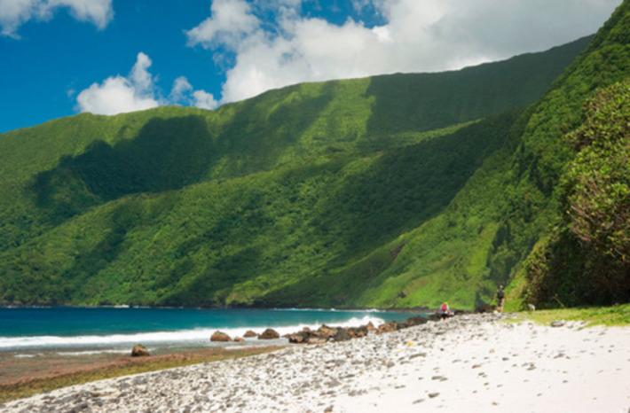 Avec ses panneaux solaires et ses batteries, Elon Musk a rendu cette île du Pacifique autonome | Iles | Scoop.it