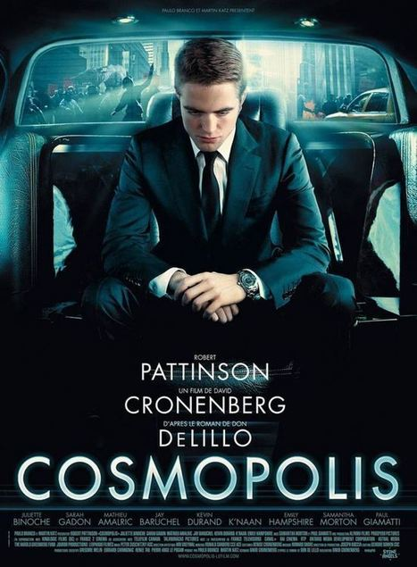 Review: 'Cosmopolis' | 'Cosmopolis' - 'Maps to the Stars' | Scoop.it