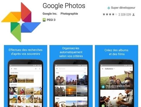 Google Photos | Tout pour le WEB2.0 | Scoop.it