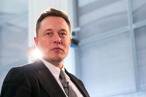 Elon Musk Is the Most Admired Leader in Technology | Everyday Leadership | Scoop.it