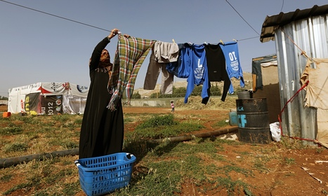 Syria's female refugees facing poverty, harassment and isolation | Upsetment | Scoop.it