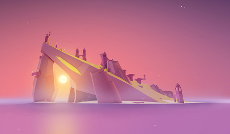 Very Very Very Cool: The 'Monument Valley' team has created a dream of a VR game | Tracking Transmedia | Scoop.it