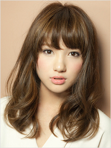 Luxurious Asian Hairstyle Women S