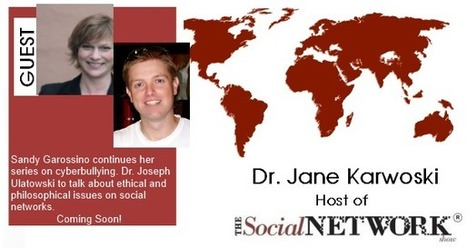 Sandy Garossino from Red Hood Project and Dr. Joe Ulatowski on Ethics in Social Networking — The Social Network Station | Ethics in Virtuality | Scoop.it