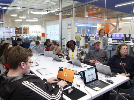 In Omaha, A Library With No Books Brings Technology To All | Kijken hoe dit gaat | Scoop.it