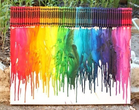 The Crayola-fication of the World: How we Gave Colors Names, and it Messed With our Brains (Part I)   Words and What They Are   Scoop.it
