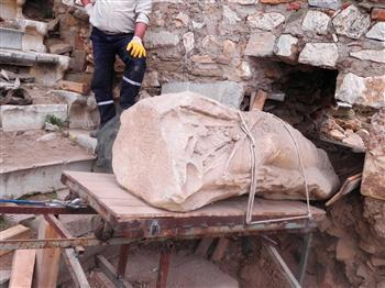 ARCHAEOLOGY - Ancient woman statue revealed in Metropolis | HeritageDaily Archaeology News | Scoop.it