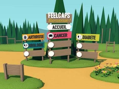 FeelCaps : service autour de l'activité physique   Buzz e-sante   Scoop.it