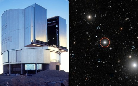First evidence of 'dark galaxies' discovered - Telegraph   Tout est relatant   Scoop.it