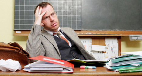 Intervención, tratamiento y prevención del burnout en profesores   #TuitOrienta   Scoop.it