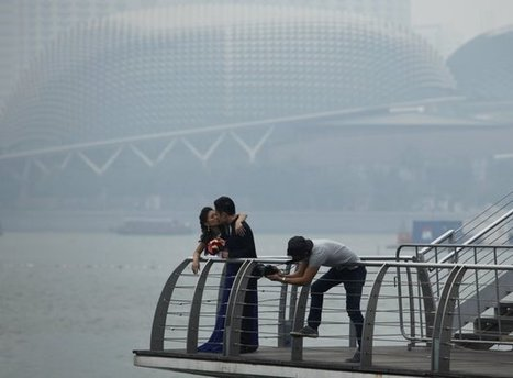 Smoke from Indonesia Affecting Singapore and Malaysia | News You Can Use - NO PINKSLIME | Scoop.it