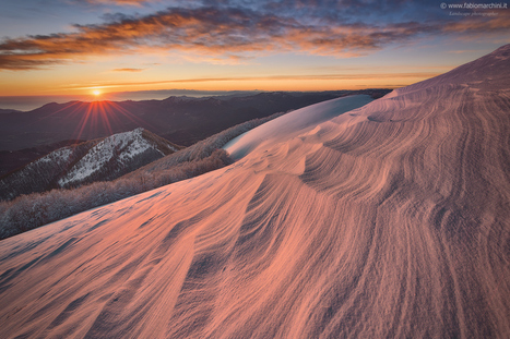 Waves of snow | Planet Earth | Scoop.it