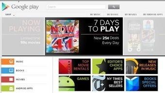 Educational Technology Guy: Google Announces Google Play - music, movies, books and apps | The Best Of Google | Scoop.it