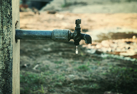 Water Shortages Threaten Food Future in the Middle East | Environmental Happenings | Scoop.it