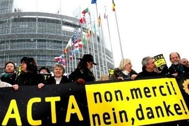 Bientôt la cata pour Acta ? | CAP21 | Scoop.it