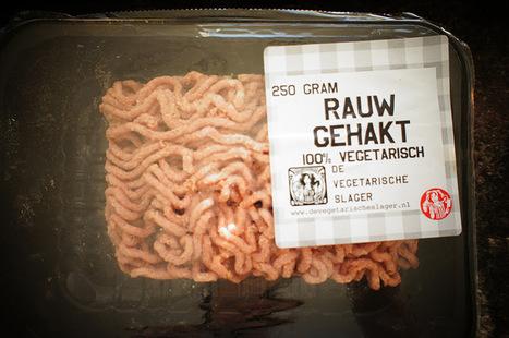 Le « boucher végétarien » fait grogner les producteurs de viande | Mieux-etre.therapeutes.fr | Scoop.it