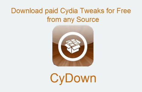 Get all paid Cydia Tweaks for free | CyDown [Ul