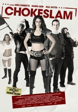 Nonton Film Chokeslam (2016) Streaming Online C