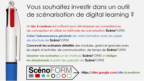 ScénoFORM | Site professionnel de Jacques Rodet | Scoop.it