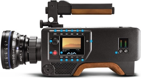 CION - Products - AJA Video Systems | Cinematography | Scoop.it