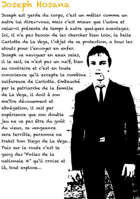 Les folles de la N4 - Saison 1 : Joseph Hosana | À toute berzingue… | Scoop.it
