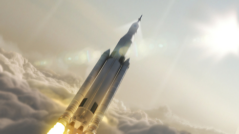 NASA Completes Key Review of World's Most Powerful Rocket in Support of Journey to Mars | Gentlemachines | Scoop.it