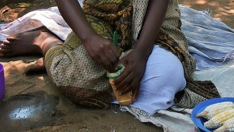 Is Peanut Butter The Best Present For Malnourished Teen Moms-To-Be? - KPBS | project tanzania | Scoop.it