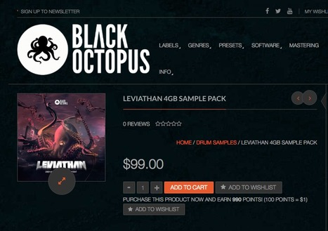 Black Octopus Leviathan Sample Pack Free Downlo