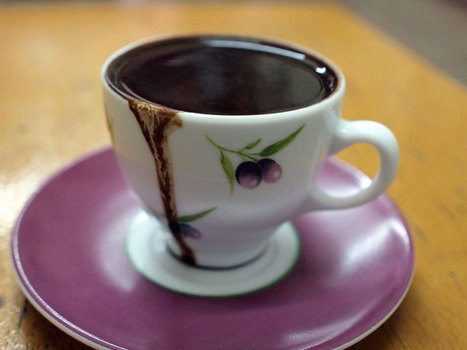 Traditional (and Not So Traditional) Greek Coffee in Athens | travelling 2 Greece | Scoop.it