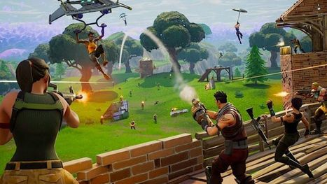 fortnite now available for download on ios android version coming soon - fortnite on lenovo yoga 720
